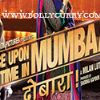 Music Review: Once Upon Ay Time In Mumbaai Dobaara!