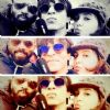 SRK, Rohit, Farah take selfie pouting