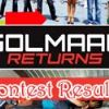 Winners of the Golmaal Returns Contest