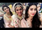 Janhvi Kapoor Is Breaking The Internet With Her Brides Maid