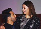 Alia And Varun Banish All The Superstition Around Black With....