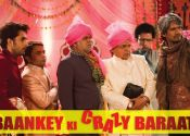 'Baankey Ki Crazy Baraat' - A whimsical entourage (Rating - *1/2)