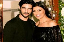 "Rohman Shawl calls Sushmita Sen ""MY JAAN"" in his B'day wish"