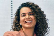 Kangana Ranaut supervises the post production of Manikarnika