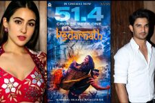Kedarnath maintains a consistent pace at the box office!