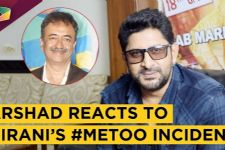 Arshad Warsi REACTS to Hirani's Sexual Assault Case: EXCLUSIVE Video