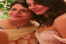 Madhu Chopra RESEMBLES Daughter Priyanka Chopra as her JOY: PIC BELOW