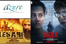 AZURE Entertainment to Produce more films after 'Badla' & 'Kesari'
