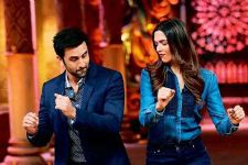 Deepika-Ranbir's dance face-off VIDEO is the best thing you will see!