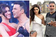 Akshay Kumar is all praises of Kriti Sanon as she recreates his song