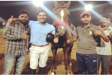 Randeep Hooda wins silver at National Equestrian Championship