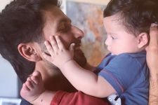 Zain ADMIRING Daddy Shahid is the CUTEST thing you'll see Today
