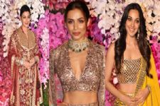 From SEXY to SAD: Here's who wore what at the Ambani reception