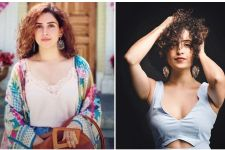 Sanya Malhotra's surprise in Delhi!