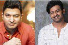 Saaho star Prabhas congratulates Bhushan Kumar on #BharatWinsYoutube