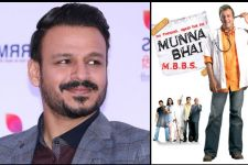 Vivek Oberoi CLAIMS he was supposed to do Munna Bhai MBBS!