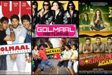 #FilmyFriday: Why entertainment factor degraded in Golmaal franchise?