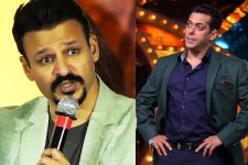 Vivek Oberoi asks a TRICKY QUESTION to Salman; waiting for his REPLY