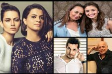 Kangana vs Alia: Family joins the war of words...