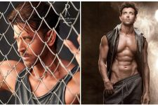 Hrithik Shares a SEXY VIDEO of himself in a Gym!