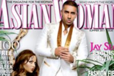 COVER: Jay Sean on Asian Woman