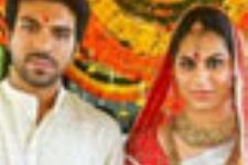 Chiranjeevi's son ties knot with Upasana