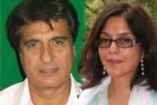 Zeenat Aman and Raj Babbar together again on big screen...