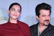 Sonam, Anil together for a special song in 'Bombay Talkies'