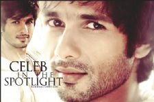 Celeb In the Spotlight: Shahid Kapoor