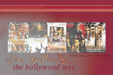 Indian Republic Day, the Bollywood Way