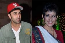 Manisha Koirala finds 'brother' in Ranbir!