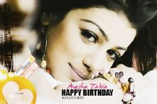Happy Birthday Ayesha Takia!