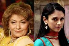 Saroj Khan teams up with Aditi Rao for song in Marathi movie
