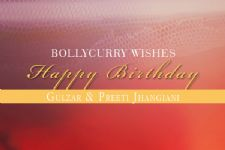Happy Birthday Gulzar and Preeti Jhangiani!