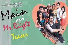 Movie Review Main Aur Mr. Right
