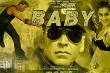 'Baby' screened for real life heroes
