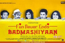 Badmashiyaan Trailer Launched