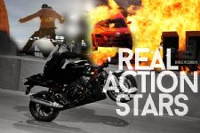 The Real Action Stars