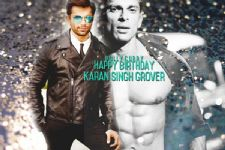 Happy Birthday Karan Singh Grover!