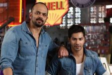 Superwoman meets 'Dilwale' Rohit, Varun in Mumbai