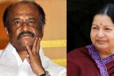 Rajinikanth attends Jayalalithaa's swearing-in ceremony
