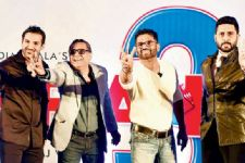 Sneak peek from the sets of the Hera Pheri 3