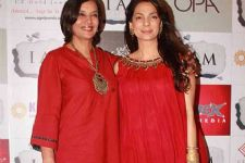 Juhi in awe of Shabana Azmi's involvement in work