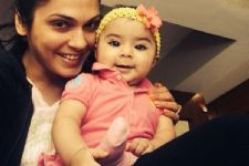 Isha Koppikar's 'adorable' support to 'save the girl child' initiative