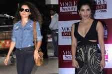 Kangana Ranaut the most stylish: Sophie Choudry