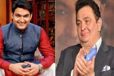 Kapil Sharma is a natural, says Rishi