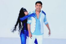 Kapil shoots for new 'Pappu' song