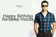 Happy Birthday Randeep Hooda!