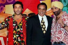 Will work with Sunny, Bobby again soon: Dharmendra
