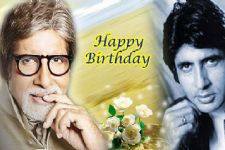 B-Town wishes Big B on his 73rd birthday